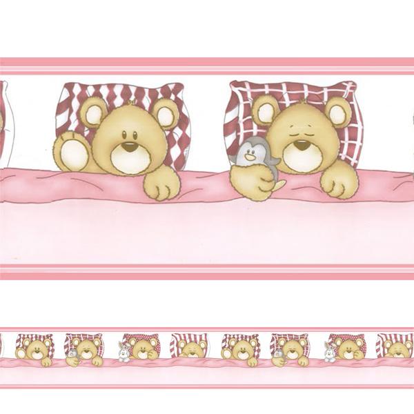 Faixa Para Quarto De Bebe De Ursinho ~ Faixa para quarto  Faixa para quarto de bebe  Fran Adesivos