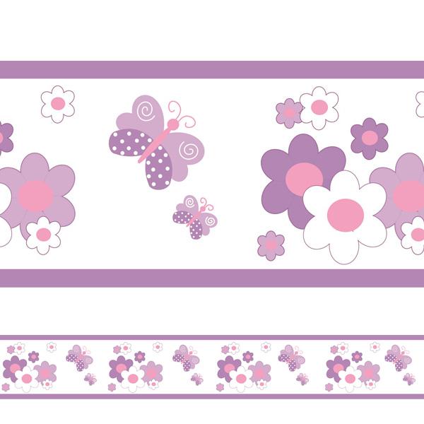 Faixa Decorativa para Quarto de Bebê | Elo7
