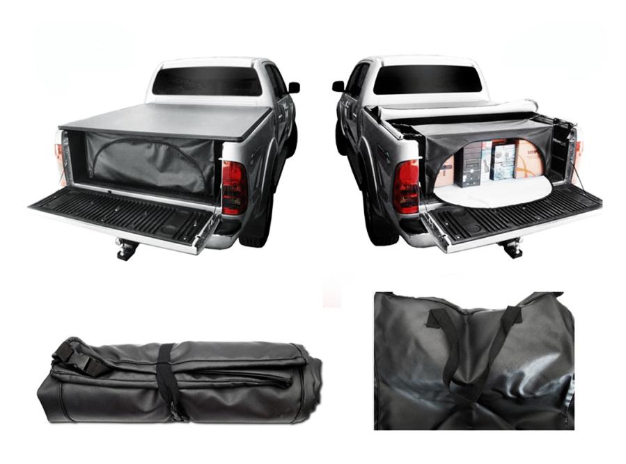 Bolsa Transporte Caçamba Pickup Fiat Strada